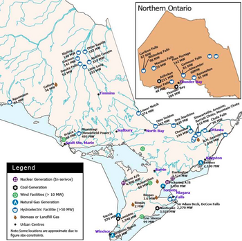 Existing Electricity Resources