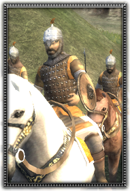 Arab cavalry info