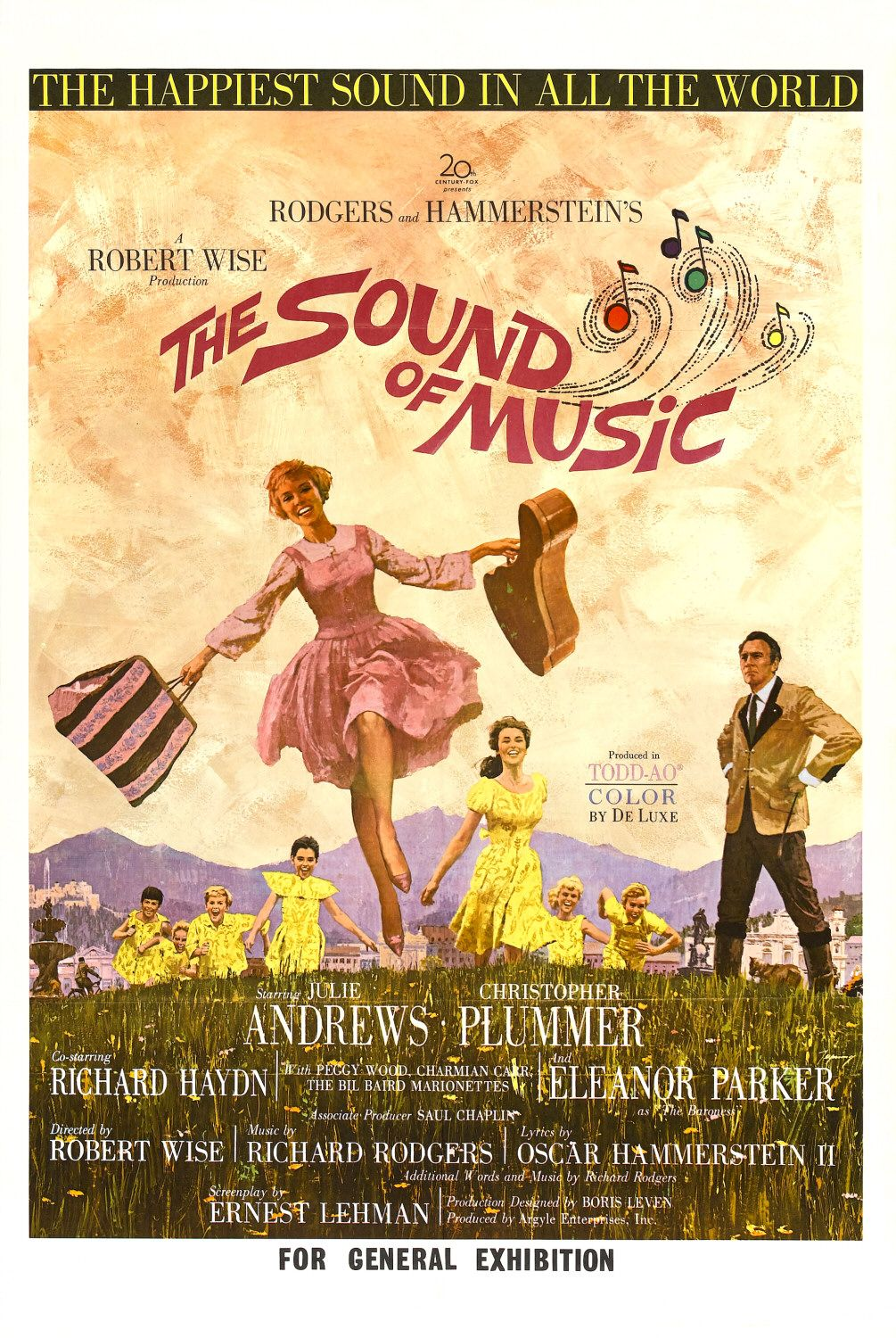 the sound of music 1965 scratchpad fandom powered by