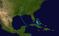 Hypothetical Tropical Depression 13