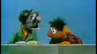 """""""Ernie and the Candy Salesman"""" and """"Grover at the Zoo"""" (in German) are both gone!"""