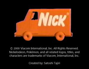 Nickelodeon Logo From The Po-Ke Corral