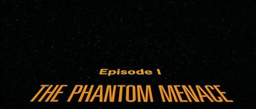 02 The Phantom Menace