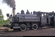 2012-07-15 - Steam Excursion on the Oil Creek & Titusville Viscose