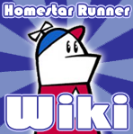 Homestar Runner Wiki Logo