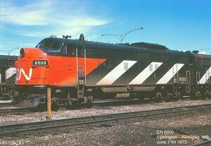 6505 (CN 6505)