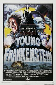 Young frankenstein xlg