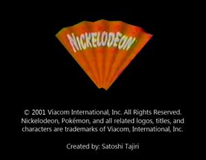 Nick logo from Team Green