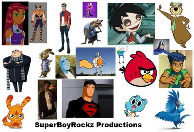 SuperBoyRockz Productions