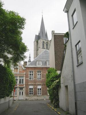 Schoutetstraat Sint-Janskerk