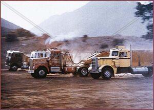 'Hard Truck Breaker Breaker'