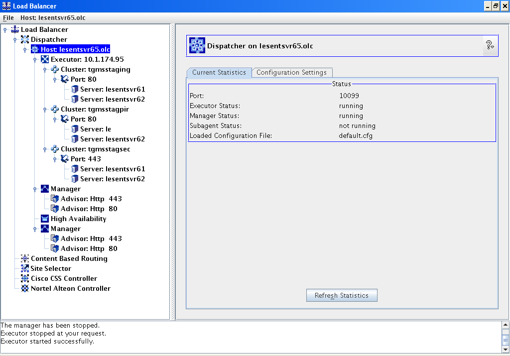 EDGE Components Setup for Staging Environment 01