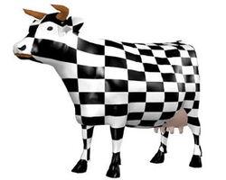 Cow-board