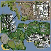 San Andreas labelled