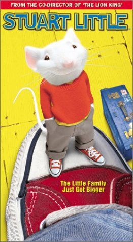 Stuart little vhs