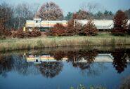 Medfield MA 10-27-89 SB RS1 along pond