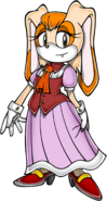 Vanilla the Rabbit