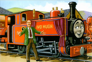 BOOK 40 NEW LITTLE ENGINE PART 4 'I Name This Engine. . . ' (7)