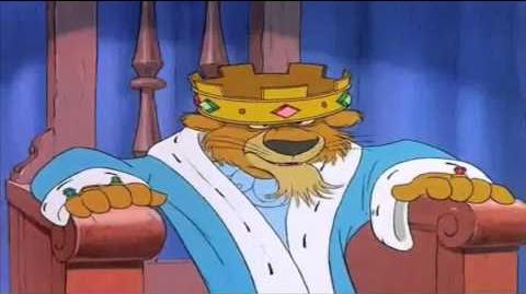 "The Tigger King part 8 - Kings of the Past ""Be Prepared"""