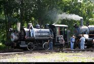 2012-07-14 - Steam Excursion on the Oil Creek & Titusville Viscose