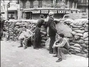 Paris barricades