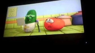 Opening to VeggieTales Robin Good and His Not-So-Merry Men 2012 DVD