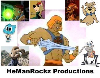 He-ManRockz Productions
