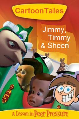 Cartoontales jimmy timmy sheen dvd