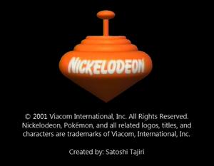 Nickelodeon Logo From Round One