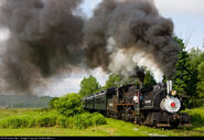 2012-07-14 - Steam Excursion on the Oil Creek & Titusville