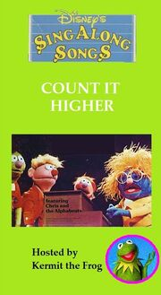 Count it Higher Cover