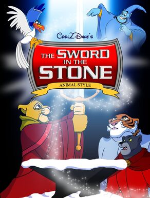 The Sword in the Stone poster-2