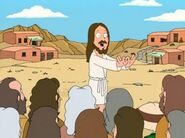 Jesus family guy 2