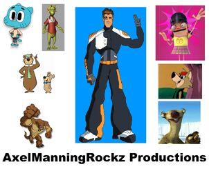 AxelManningRockz Productions