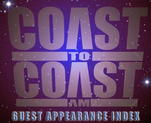 C2C Logo - Guest Appearance Index