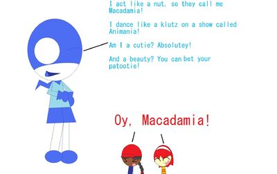 Snap the Macadamia Nut!