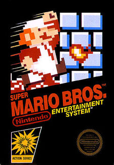 Super Mario Bros (Cover)