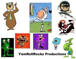 YamRollRockz Productions
