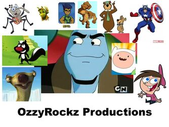OzzyRockz Productions