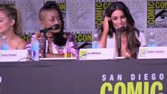 Scream Queens Season 2 SDCC 2016 Panel with John Stamos and Emma Roberts