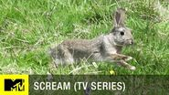 Scream (Season 2) Bunny Teaser MTV