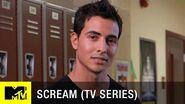Scream (Season 2) - Meet New Character Gustavo - MTV