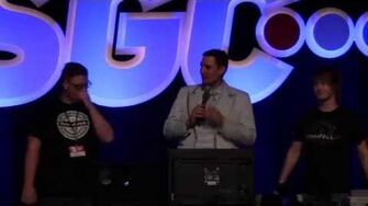 Craig's Video Game Game Show of Awesomeness SGC 2015