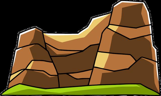 image plateau png scribblenauts wiki Cartoon Plateau Famous Plateaus