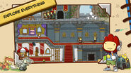 Scribblenauts Unlimited App Screenshot (2)