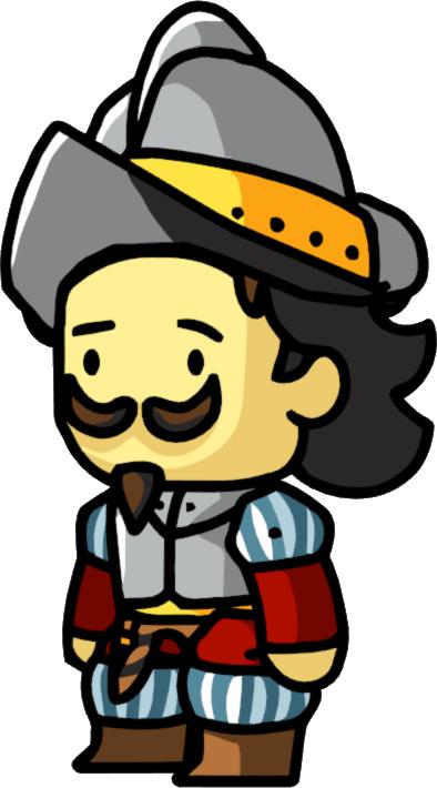Conquistador Scribblenauts Wiki Fandom Powered By Wikia
