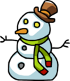 Snowman SU
