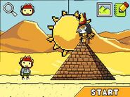 Screenshot nds super scribblenauts044