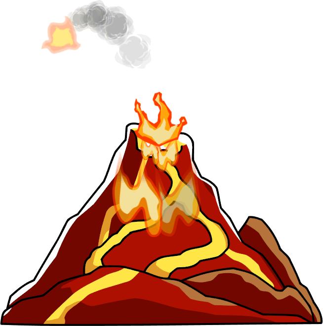 volcanologist clipart - photo #22