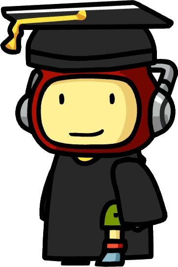 Cap And Gown | Scribblenauts Wiki | Fandom powered by Wikia
